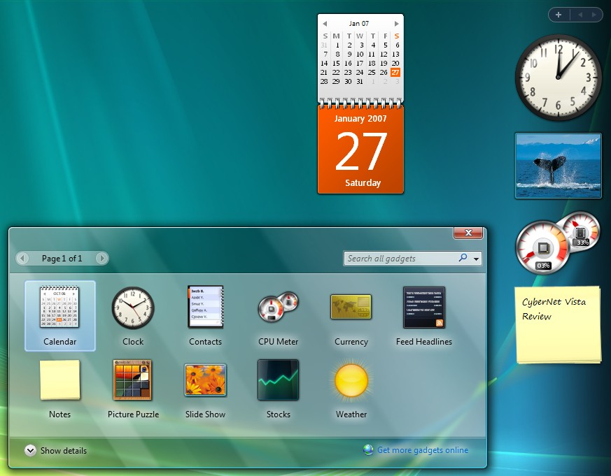 Боковая Панель Windows Программа.Rar